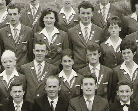 Butlins Minehead 1962 ar Redcoats Reunited