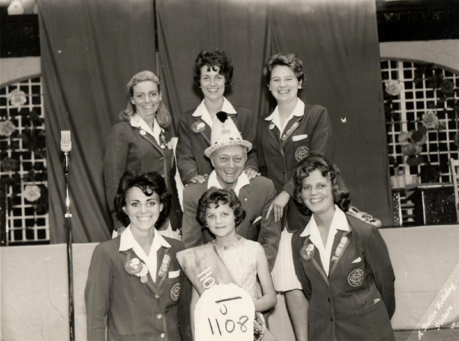 BUTLINS CLACTON 1962 Junior Princess