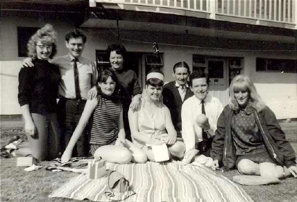 BUTLINS FILEY 1965 at Redcoats Reunited Tam 5