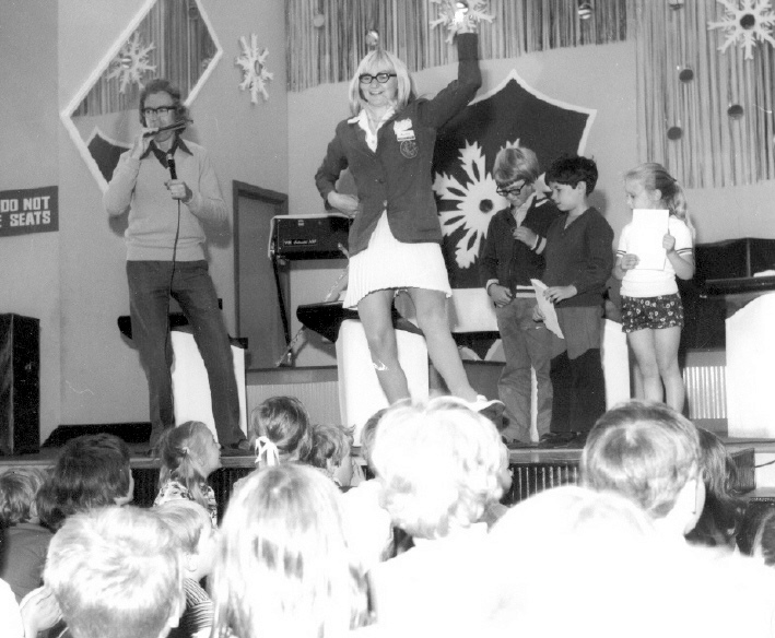 SUNDAYS at BUTLINS SKEGNESS 1973 1