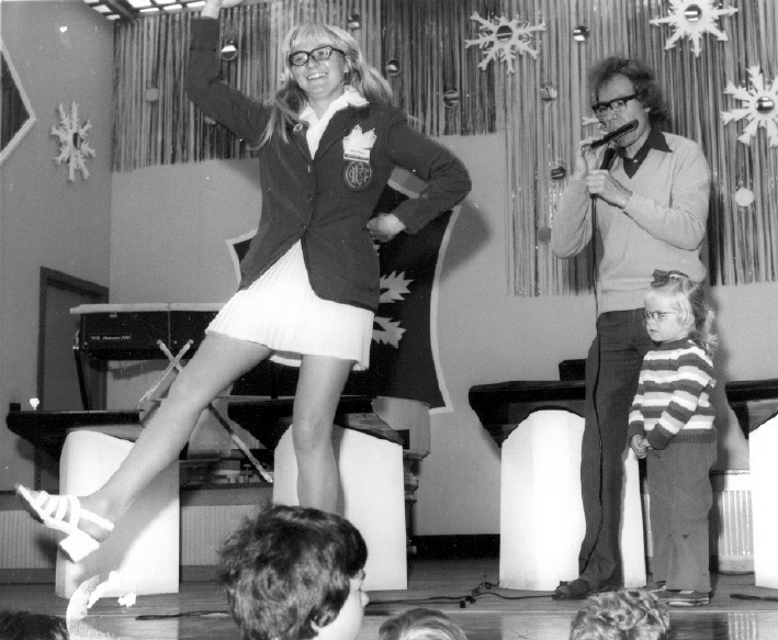 SUNDAYS at BUTLINS SKEGNESS 1973 2