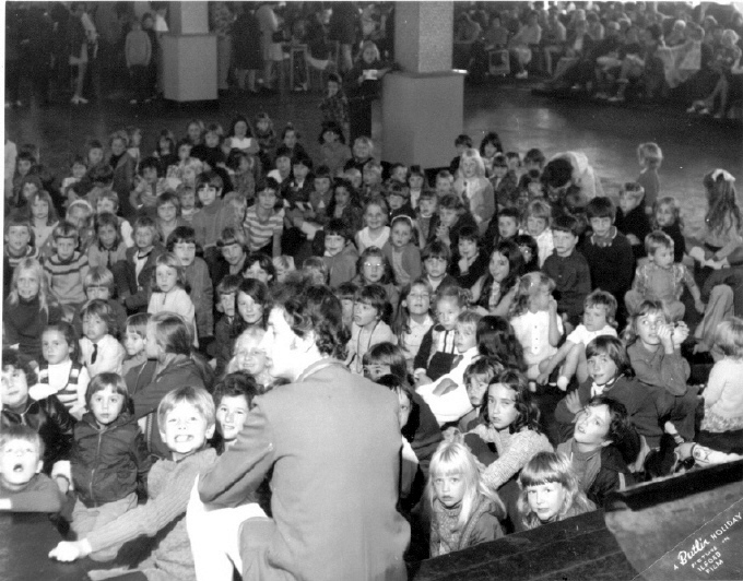 SUNDAYS at BUTLINS SKEGNESS 1973 4